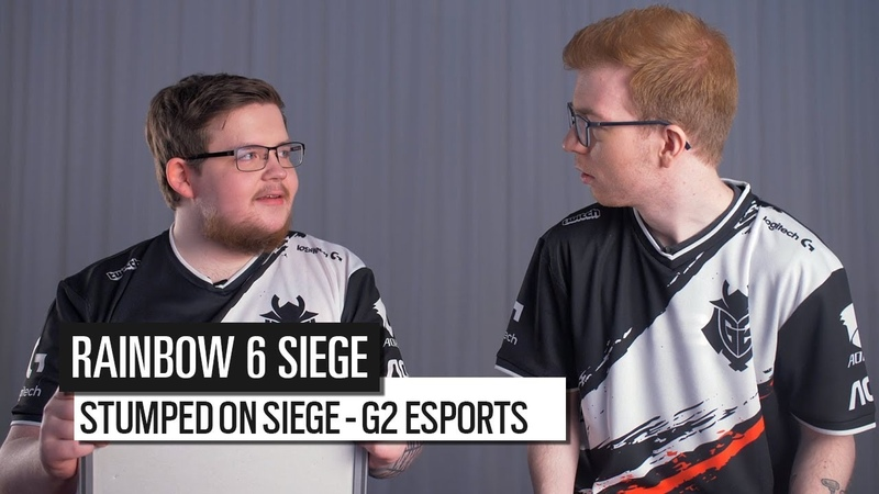 Stumped on Siege G2 Esports
