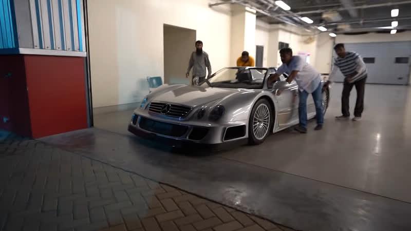 Mercedes rarest cars ft. Apollo IE