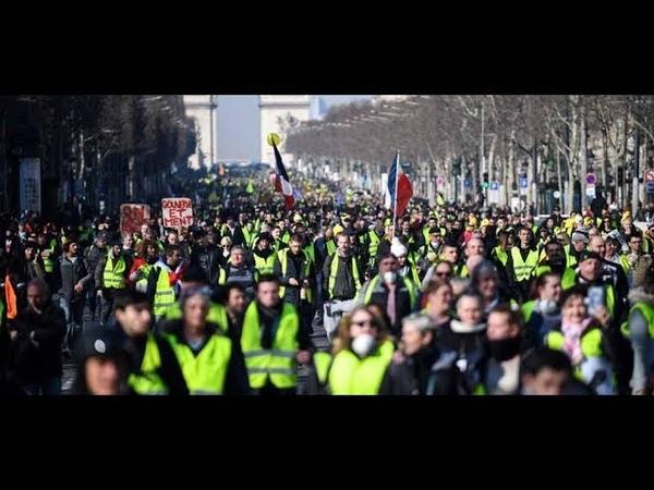 À Bordeaux Lors De l'Acte XIV (14) - Imaginez Tout Ce Monde Sur Paris Rejoint Par Toute La France