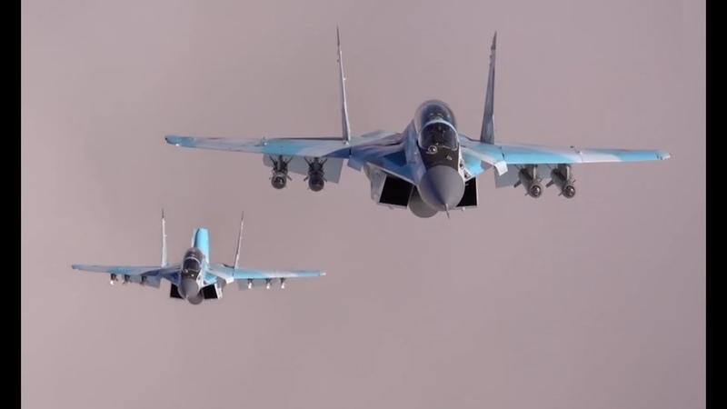 МиГ 35 В Небе и в Производстве