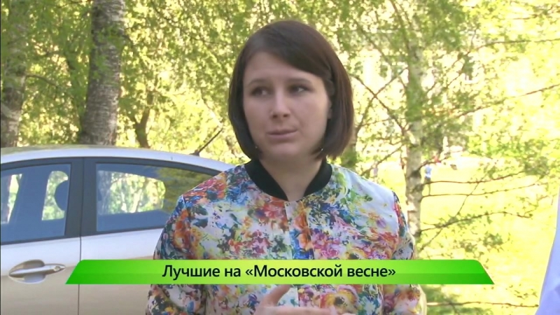 Вокальный квартет ABBY-K заняли 3 место в Москве. ИК Город 22.05.2018