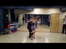Alex Vitaly and Maria Vlady Milonga Estampa de varon by Quinteto Don Pancho