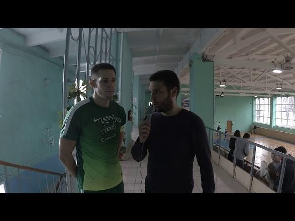 Владимир Шумеев ЛИ 4 Тур 27 10 2018 г ФК Юго Запад ФК Жемчужина 10 1 5 0