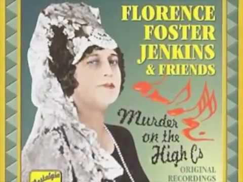 Флоренс Фостер Дженкинс — самая ужасная певица в мире