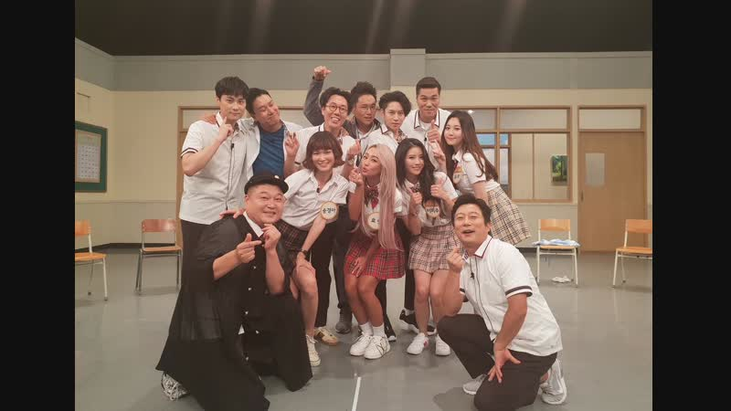Знающие братья /Ask Us Anything /Knowing Brother ep 144 СонГён;Хёрин(Экс лидер SISTAR);Юра(Girl'sDay)МиЧжу(Lovelyz)(рус.саб)