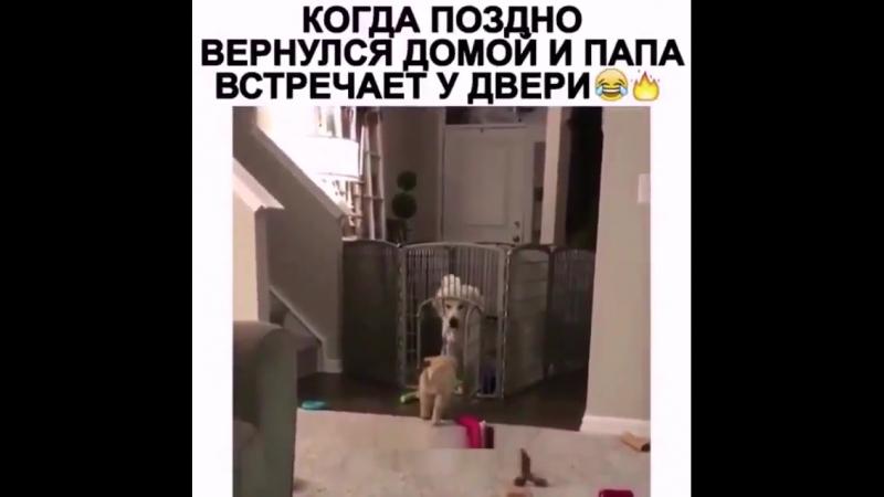 Хуже когда мама встречает)