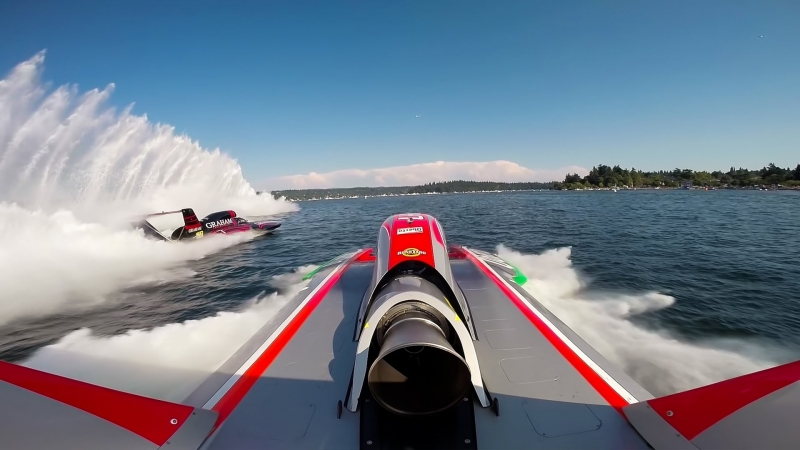 Deep House presents: GoPro Fastest Hydroplane on Earth