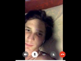 Mr Noah Combs Jerking off in cam in front of a 7 year old girl what a shame for him and his family
