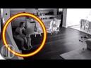 Отец Установил Скрытую Камеру На Кухне и Увидел Кошмарные Кадры