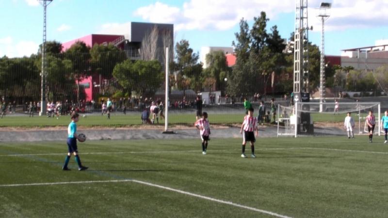 Zenit - Club Atletic Segre 1 тайм