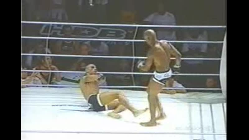 07 - Anderson Silva vs Roan Carneiro - 31.01.2002, Meca World Vale Tudo 6