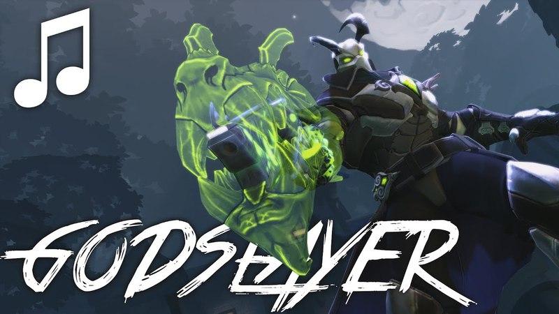 Paladins Song - Godslayer (Avenged Sevenfold - Nightmare PARODY) ♪