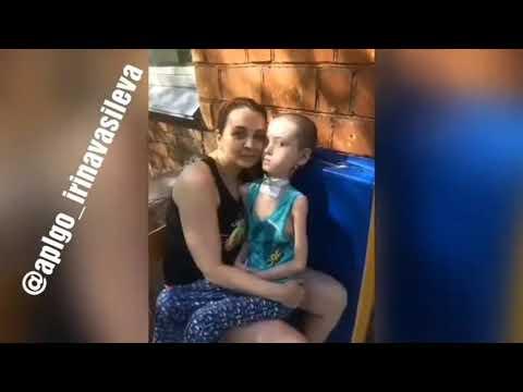 ► APLGO Результат нереальный ребенок встал после года полной парализации Любая