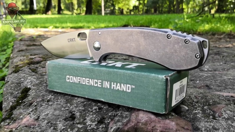 Нож складной CRKT Amicus, Jesper Voxnaes
