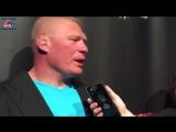 Брок Леснар про Конора Макгрегора
