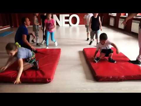 Летние сборы Neo Dance Family ● Breakdane