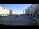 Наехал колесом на канализационный люк. ул.Папанина, Архангельск