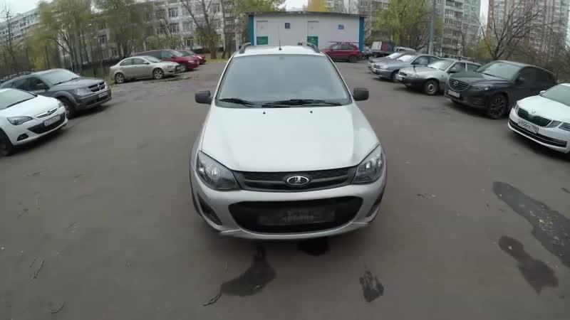 Купил новый автомобиль! Наср@ли в душу и плюнули в лицо! Lada Kalina Cross