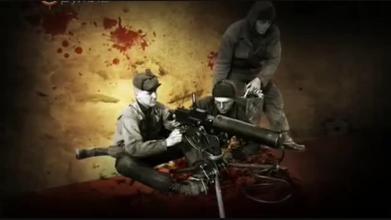История создания и применения пулеметов ч.2