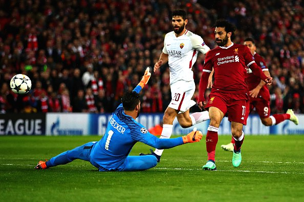 215. Liverpool FC - AS Roma 5:2