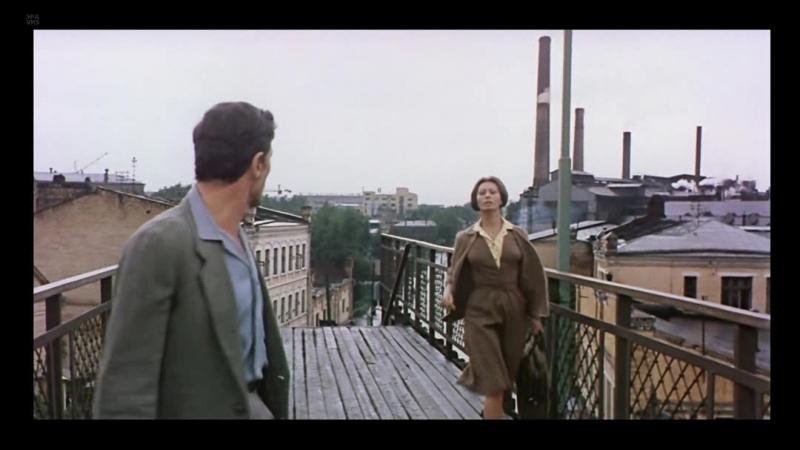 Подсолнухи I girasoli Les fleurs du soleil Sunflower. 1970. 720p. Дубляж ТО Киноактёр киностудии Мосфильм. VHS