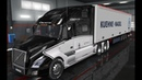 ETS2 1 33 2 19S RODONITCHO MODS SKIN VOLVO VNL 860 2018 GLOBETROTTER BY STEWOWE 1 33
