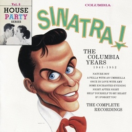 Frank Sinatra альбом The Columbia Years (1943-1952): The Complete Recordings: Volume 9