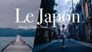 Le Japon. (tokyo, kyoto, nara pendant 1 mois).