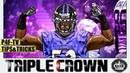 ▶ ▷ TRIPLE CROWN | MADDEN NFL19 | trophy / achievement guide 🕹