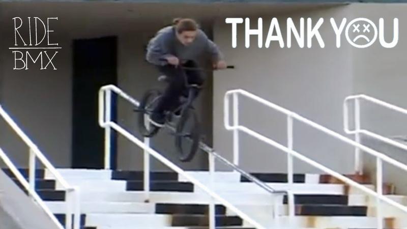 THANK YOU - STEPHAN AUGUST FRESH MEAT SECTION (BMX) insidebmx