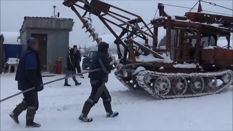 7 декабря строители ЛЭП Урдома - Шиес вывезли технику со стройплощадки «Противник повержен, и сбежал»