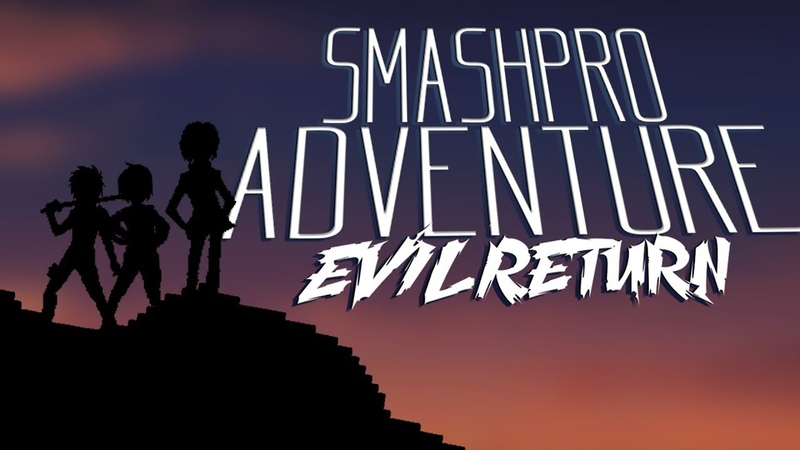 SUMMERTOWN SMASHPRO ADVENTURE III - Evil return