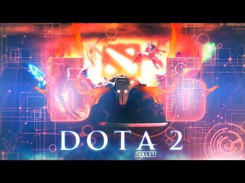 DOTA 2 Прямая трансляция Белый безумец Games
