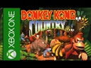 XBOX ONE DONKEY KONG COUNTRY Snes Nesbox First Minutes