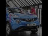 1 миллион Nissan Juke