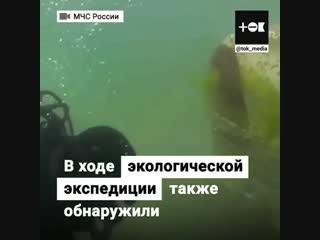 Что скрывает дно Байкала