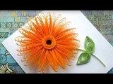 Квиллинг.Мастер класс.Подсолнух.Quilling master class sunflower