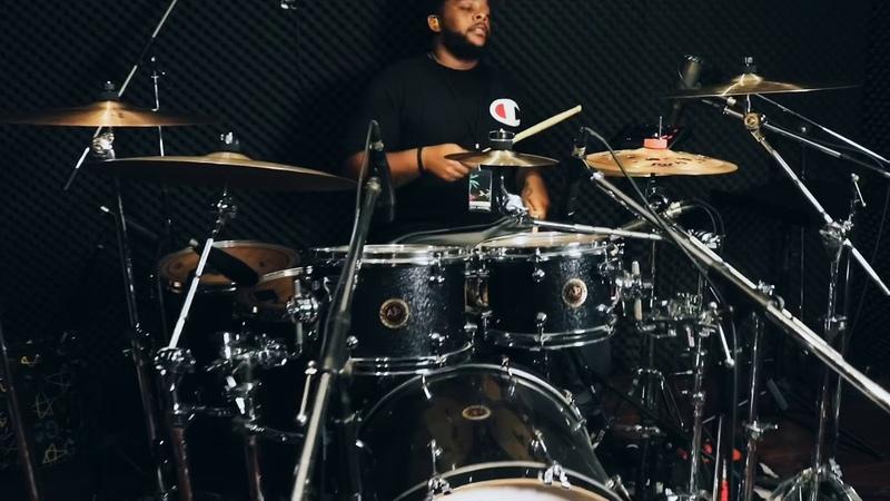 Marcus Thomas- Sense of Home drum solo