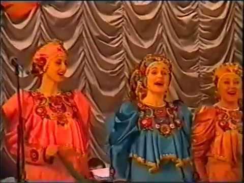 Воронежские девчата и оркестр р н и ЕГКИ им Т Н Хренникова 3