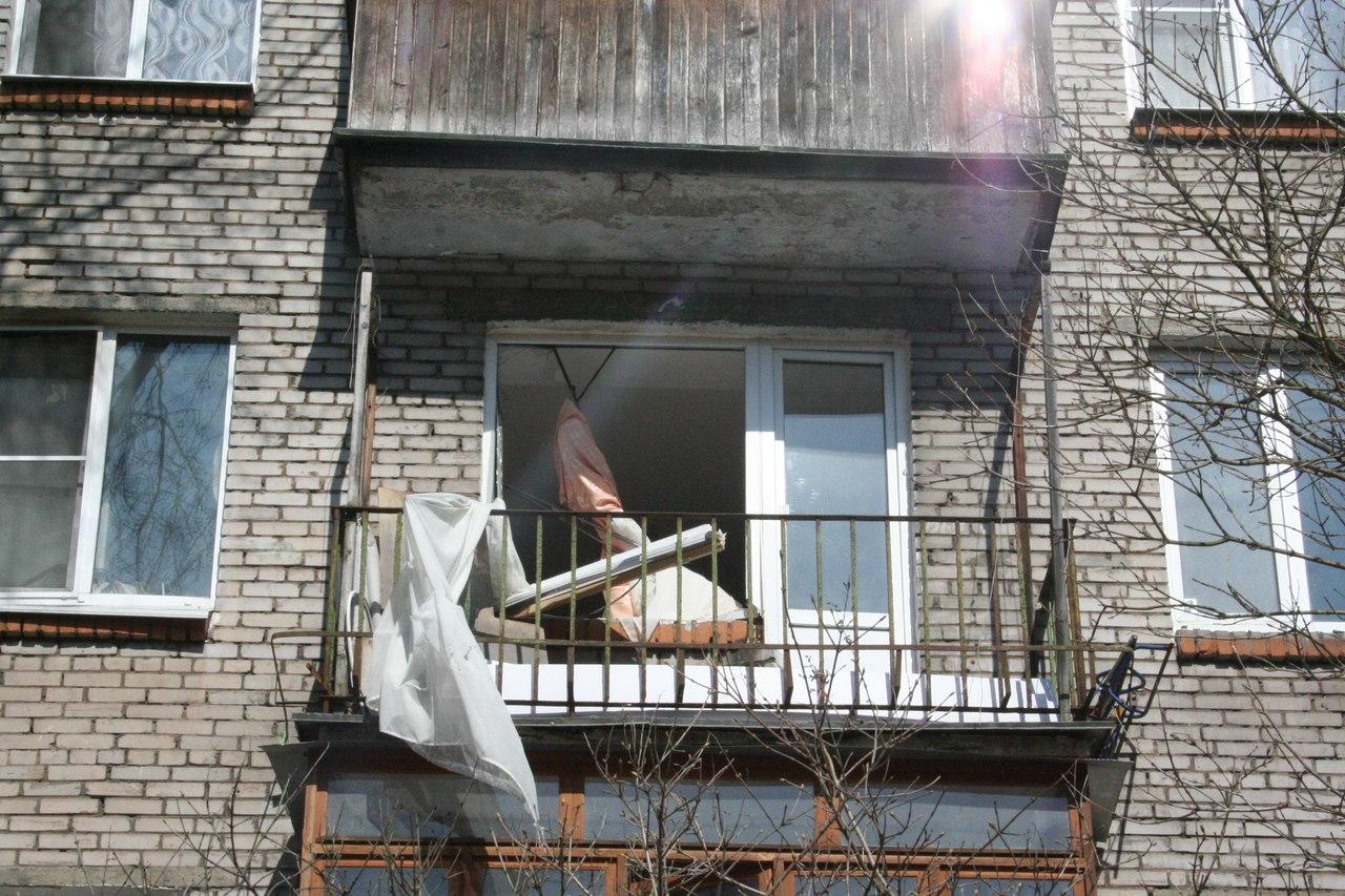 ВРязани произошёл взрыв вквартире, соседи информируют о самогонщиках