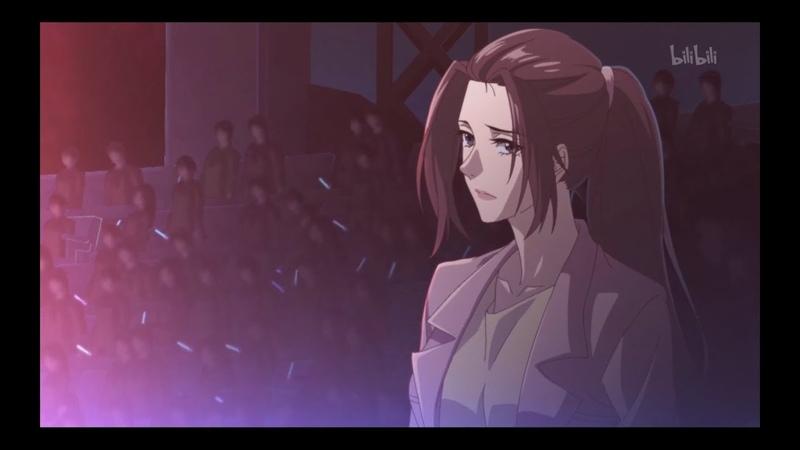 The King's Avatar OVA Allstar Quan Zhi Gao Shou When Ye Qiu makes a scene at all star