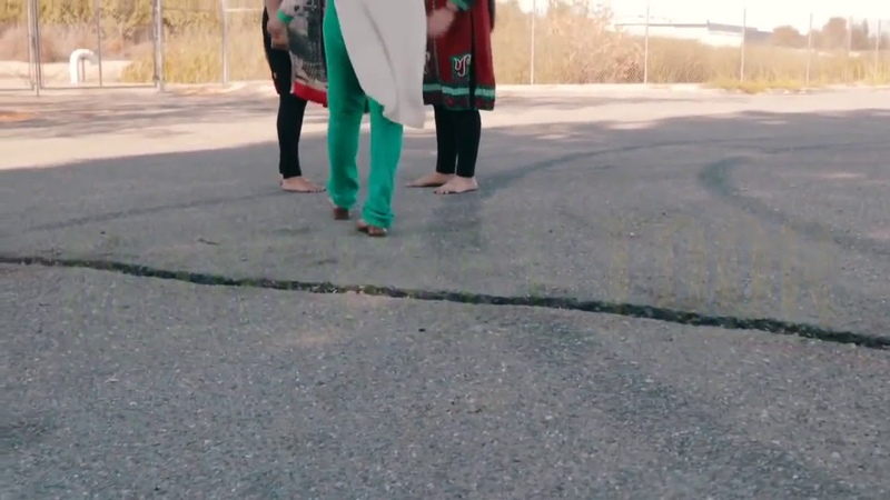 NRI Girl Bhangra Dance Latest Punjabi Video 2017