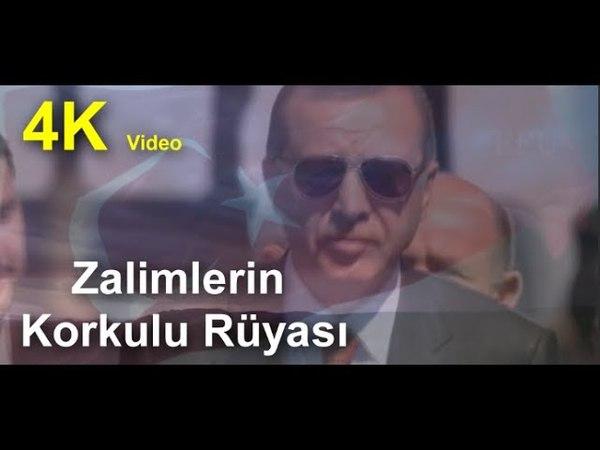 4K - RTE - Yeniden Diriliş 24 Haziran 2018 Dombra Yeni Akparti Seçim Şarkısı - رجب طيب أردوغان