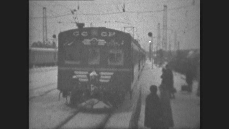 8мм видео: Работа на электропоездах Ср3, Ср3А6М и ЭР2 / Life on SR3, SR6AM and ER2 EMU trainsets