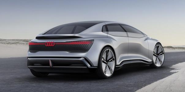 Audi анонсировала премьеру двух новых электрокаров.