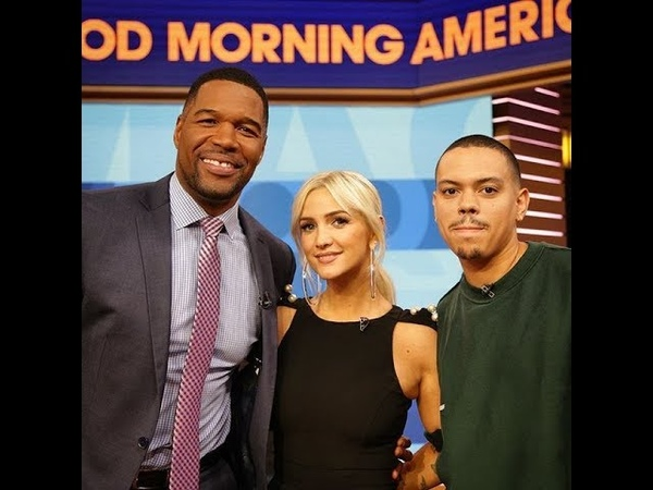 Эшли и Эван : интервью Good Morning America 2018 08 21