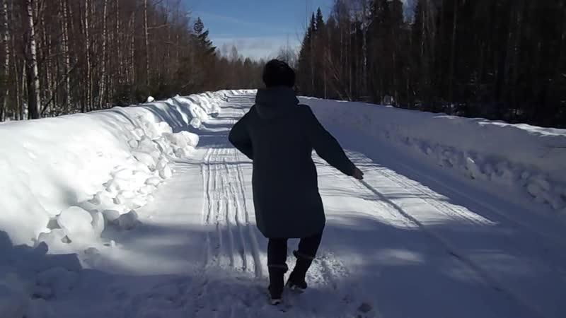 DSCN0142 Одисси Battu проба в тайге 255 км от Архангельска