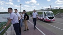 Город Спутник посетила делегация компании застройщика Ульяновской области