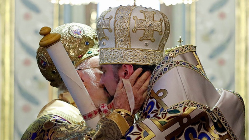 Россия В ШОКЕ Украинская церковь Освободилась от Проклятия Москвы