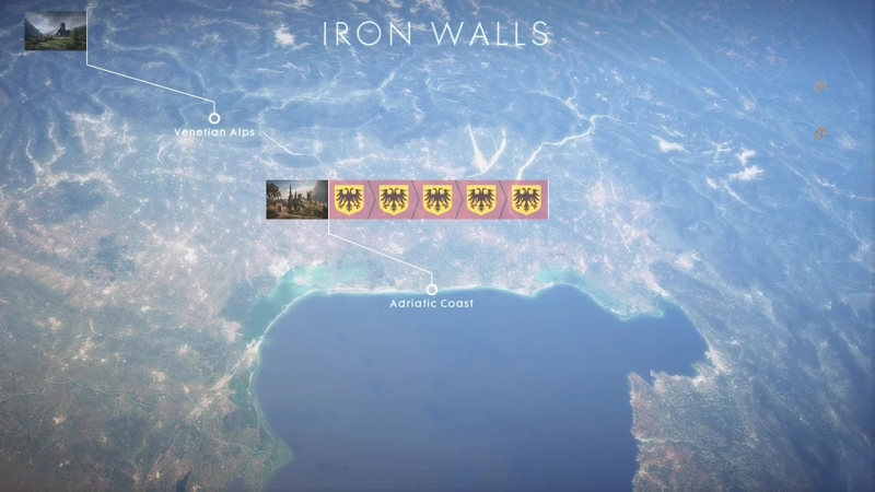 Battlefield 1 Iron Walls 2nd Italian Victory